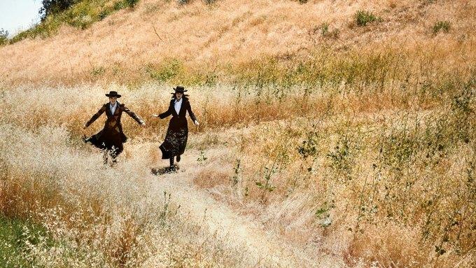 Калифорнийские просторы и ковбойские мотивы  в кампании Dior. Изображение № 3.