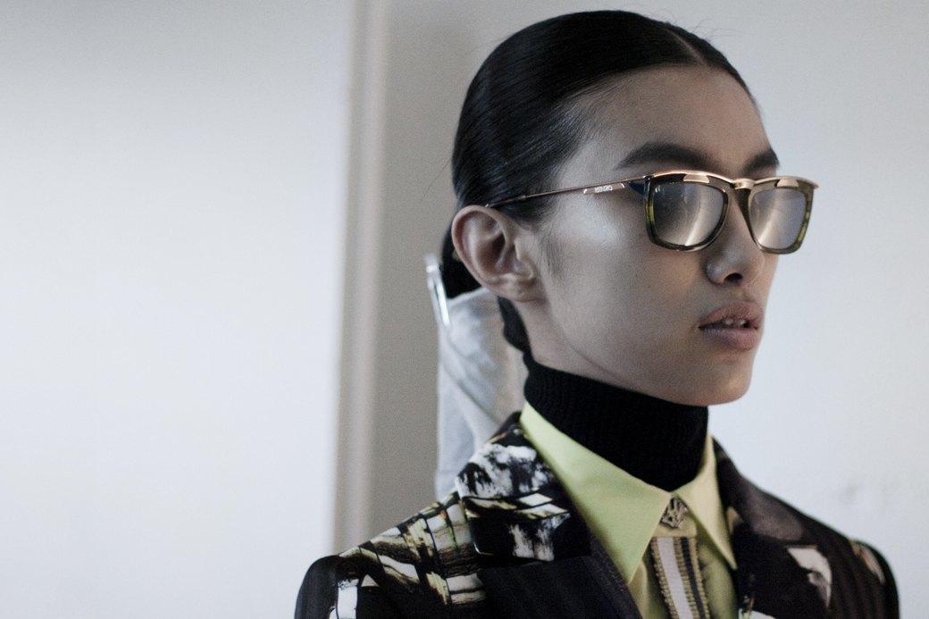 Paris Fashion Week FW 14: Бэкстейдж показа Kenzo. Изображение № 6.
