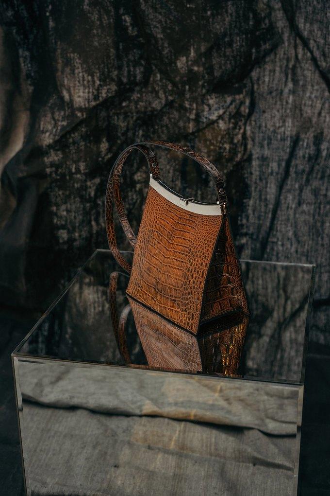 IMAKEBAGS показали новую коллекцию лаконичных сумок. Изображение № 5.