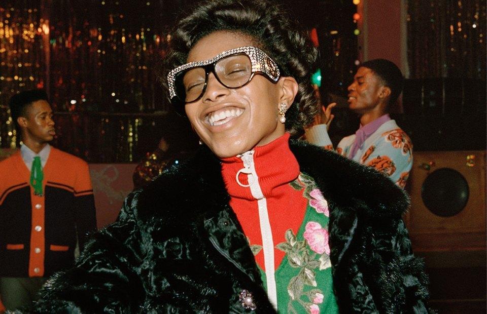 Танцуют все: Кампания Gucci, вдохновлённая 60-ми. Изображение № 1.