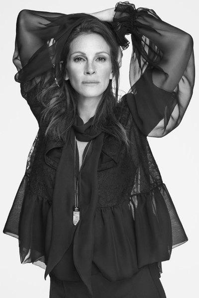 Джулия Робертс стала лицом Givenchy. Изображение № 2.