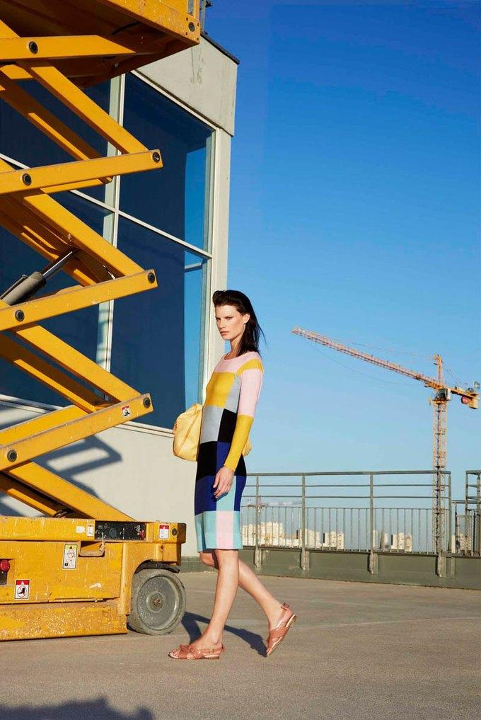 Пастель и полоска в новой коллекции Sonia by Sonia Rykiel. Изображение № 5.