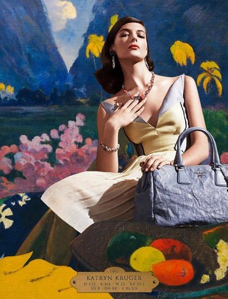 Композитки пяти модельных агентств к Нью-Йоркской неделе моды. Изображение № 63.