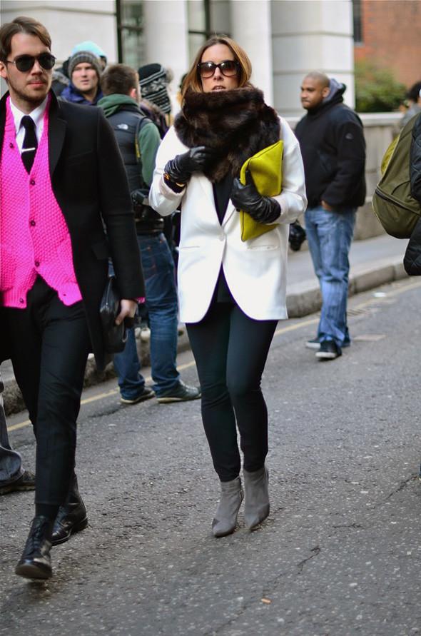 Неделя моды в Лондоне. Изображение № 45.