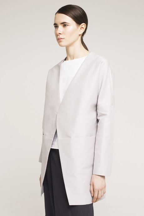 Рубашки, топы и пальто Simple Forms: Российский минимализм. Изображение № 4.