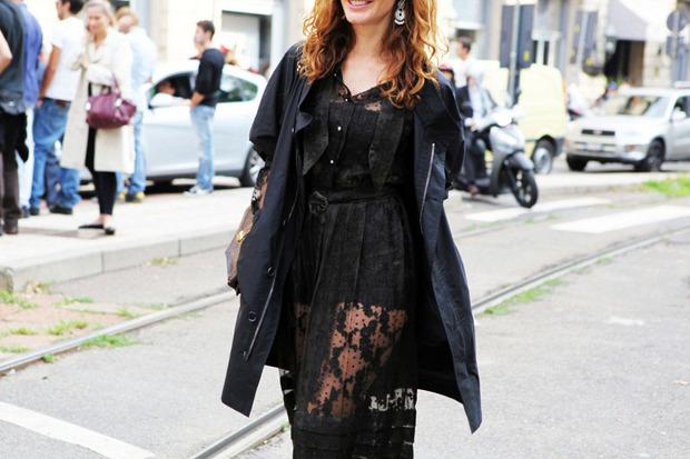 Streetstyle: Неделя моды в Милане. Изображение № 45.