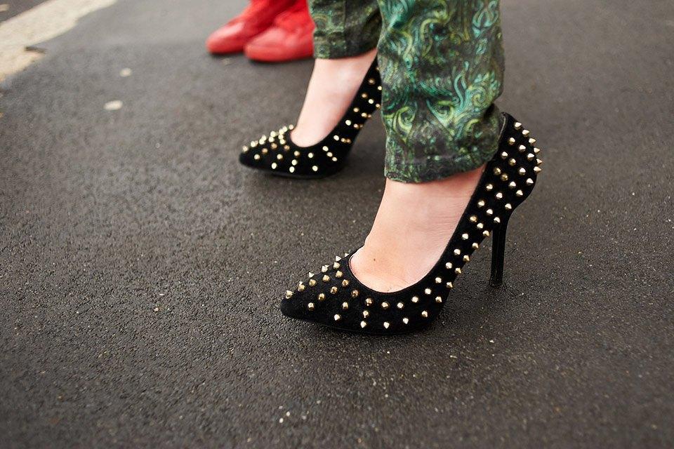 Стритстайл: Неделя моды в Милане,  часть III. Изображение № 10.
