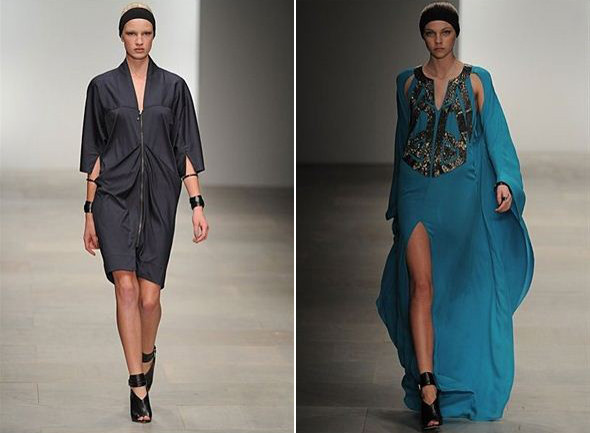 Показы на London Fashion Week SS 2012: День 5. Изображение № 7.