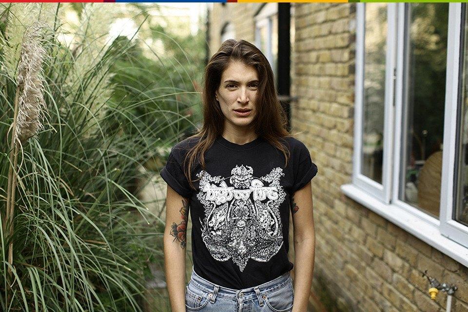 London rocks: Стилист Мирейа Гарсия и ее коллекция футболок. Изображение № 2.