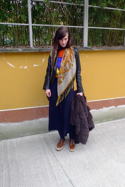 Изображение 4. Milan Fashion Week: день пятый – луки.. Изображение № 4.