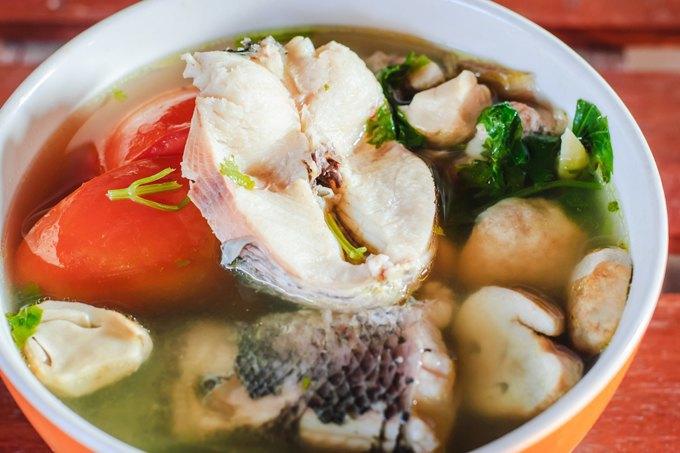 5 рыбных супов из разных стран мира. Изображение № 4.