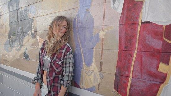 Кейт Босуорт помогла Topshop создать фестивальную коллекцию. Изображение № 3.