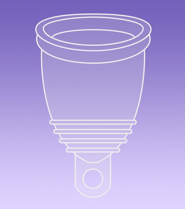 Редакция Wonderzine пробует менструальные чаши. Изображение № 11.