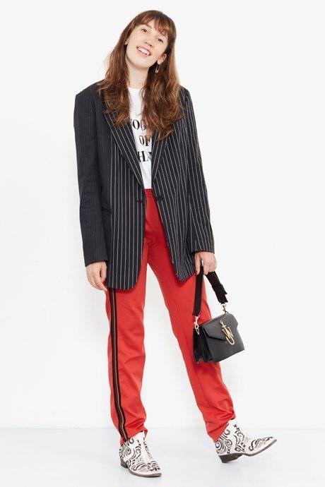 Младший редактор Vogue Олеся Седова о любимых нарядах. Изображение № 10.