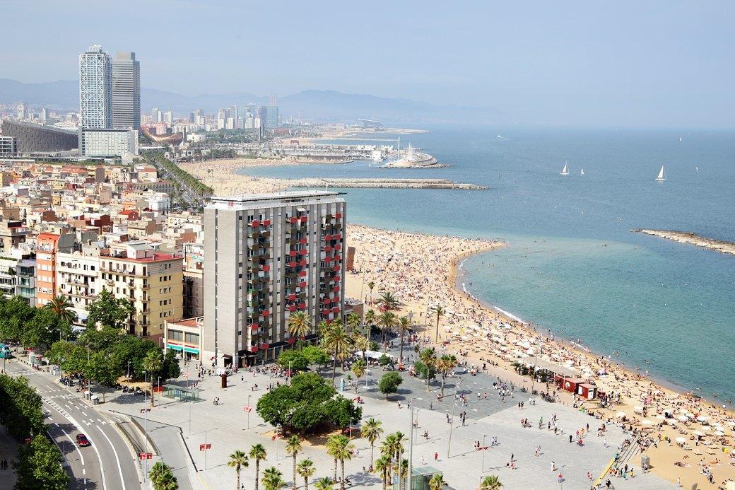 Как я влюбилась  в Барселону и переехала  туда жить. Изображение № 3.