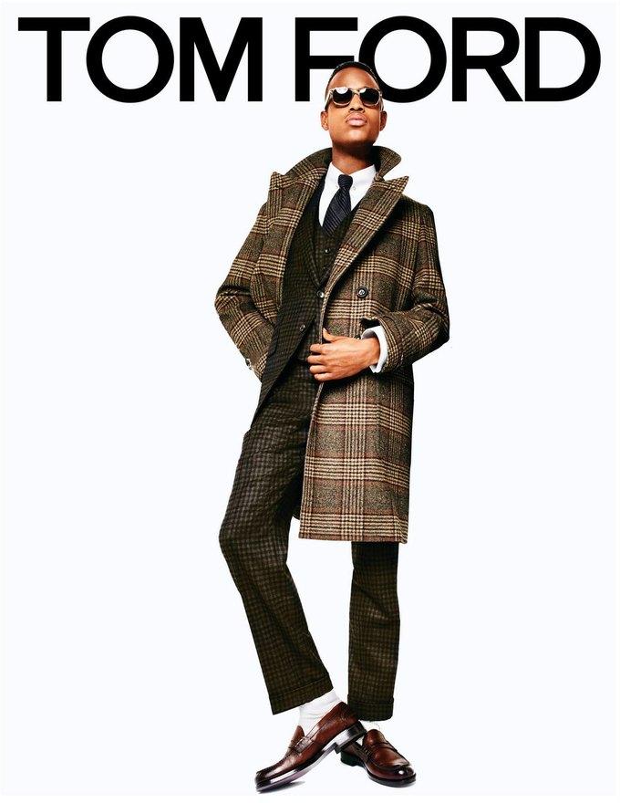 Том Форд снял рекламу своей марки в стиле 1980-х. Изображение № 13.