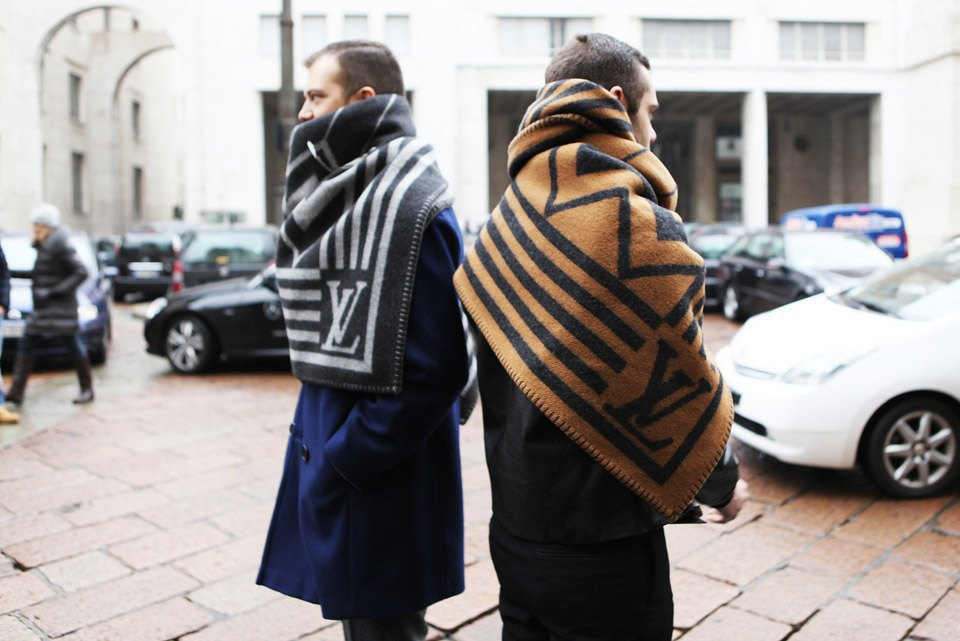 Анна Делло-Руссо, Элеонора Каризи и другие гости Миланской недели моды. Изображение № 10.