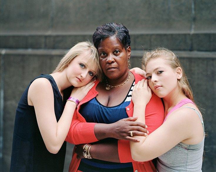 Хантер, Маргарет и Эбигейл, Нью-Йорк, 2013. Изображение № 18.