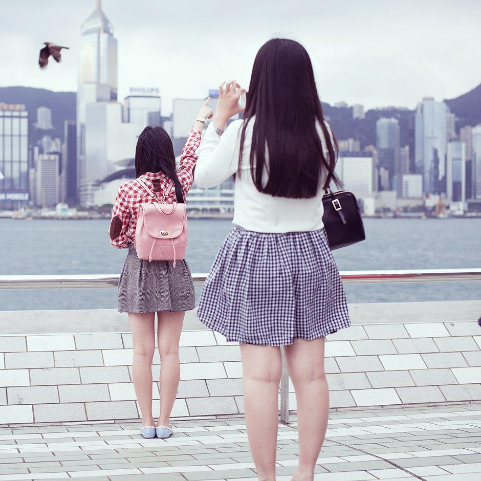 «Self Promenade»: Любители селфи в Гонконге. Изображение № 22.