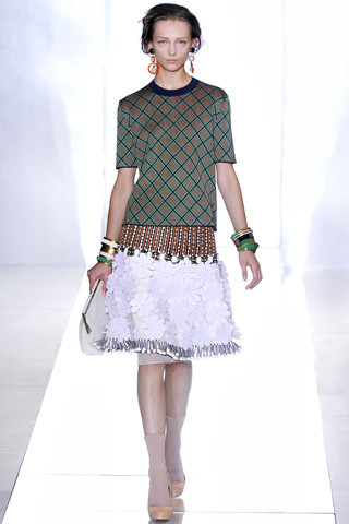 Milan Fashion Week: Показ Marni SS 2012. Изображение № 34.