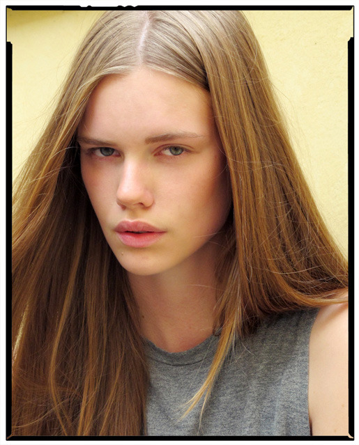 Новые лица: Стина Рапп Вастенсон, модель. Изображение № 5.