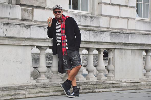 London Fashion Week: Уличный стиль, часть 2. Изображение № 8.