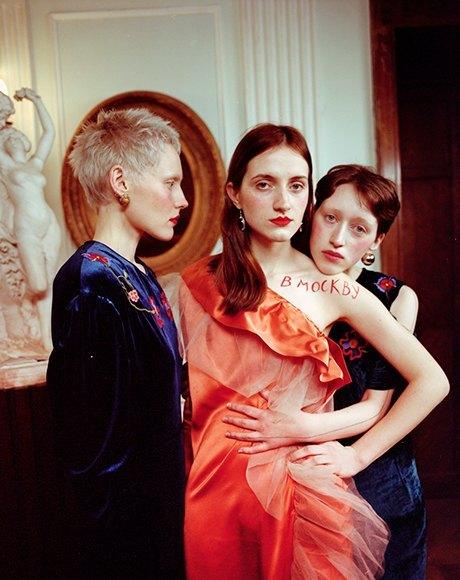 Съёмка Юлдус Бахтиозиной для Naya Rea по мотивам пьесы «Три сестры». Изображение № 21.