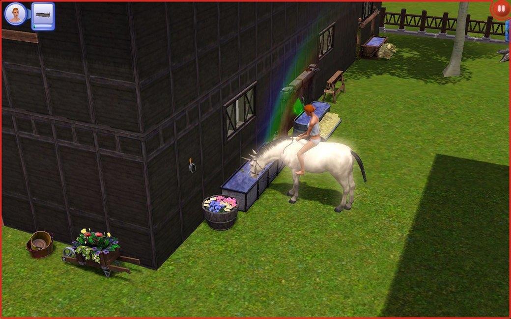 Как юные фанатки The Sims представляют себе взрослую жизнь. Изображение № 29.