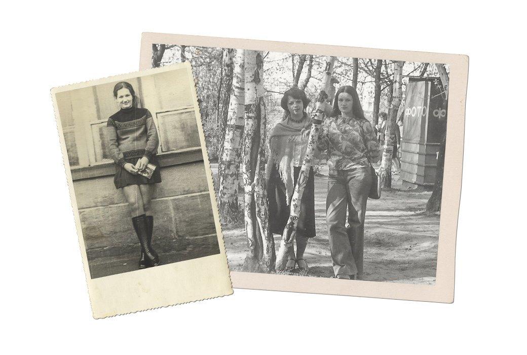 Как одевались наши родители в 70-х. Изображение № 8.