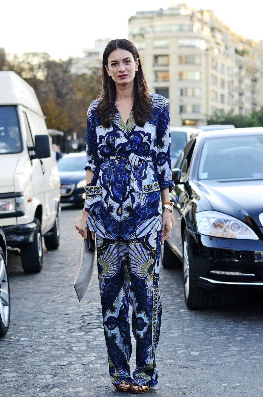 Парень в камуфляже, девушка-Микки-Маус и другие гости Paris Fashion Week. Изображение № 18.