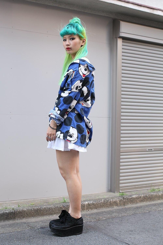 Йеджи Джо, дизайнер и диджей из Токио. Изображение № 21.
