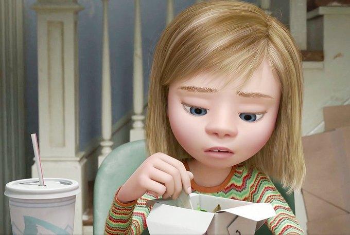 Мультфильм «Головоломка»: Почему грустить — нормально. Изображение № 3.