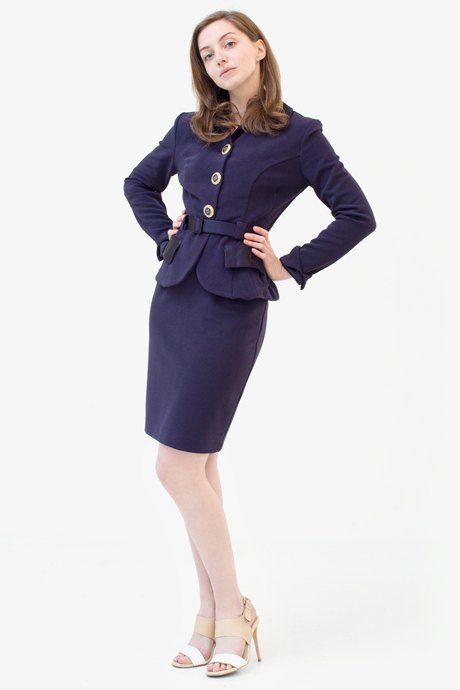 Ведущий дизайнер и пилотесса Маша Мелкосьянц о любимых нарядах. Изображение № 24.
