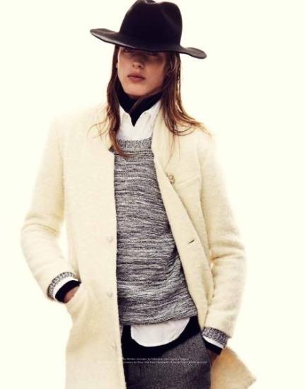 Новые лица: Эрик Андерссон, модель. Изображение № 21.