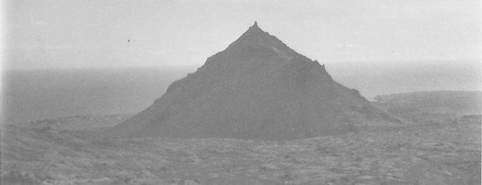 """Патти Смит, """"Mountain in Iceland"""", 2006.. Изображение № 1."""