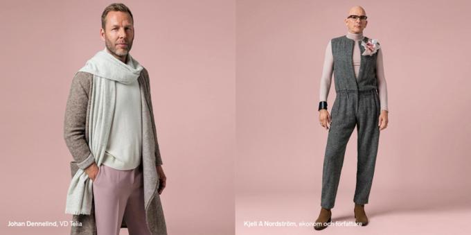 Новая кампания Åhlens против гендерного разделения одежды. Изображение № 7.