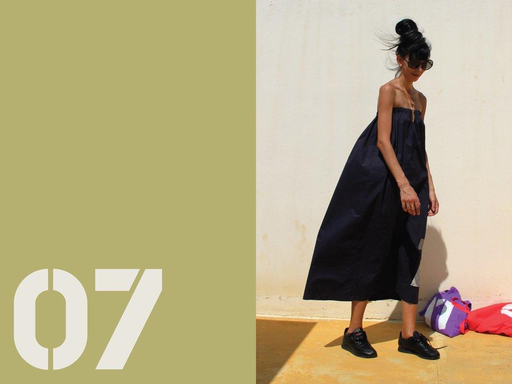 34-я, весенне-летняя коллекция Nina Donis. Изображение № 11.