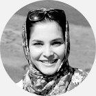 «Иранский макияж»:  Как и чем красятся  восточные женщины. Изображение № 1.