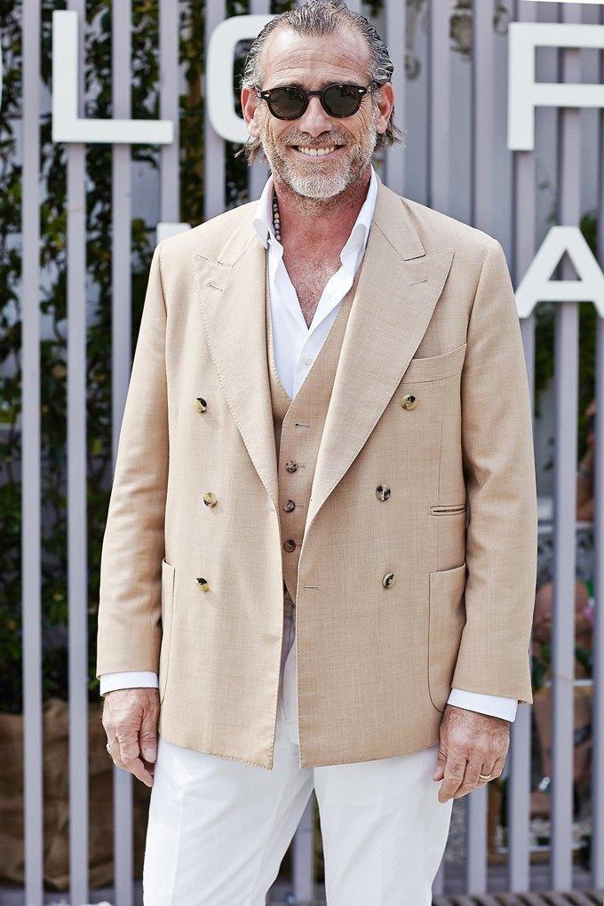 Модники с Pitti Uomo  о женском и мужском стиле. Изображение № 5.