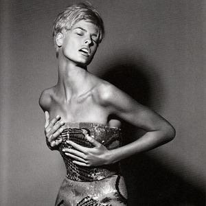Неделя моды в Париже: Показы Balenciaga, Carven, Rick Owens, Nina Ricci, Lanvin. Изображение № 30.