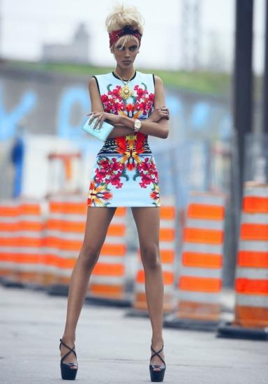Новые лица: Грейс Махари, модель. Изображение № 26.