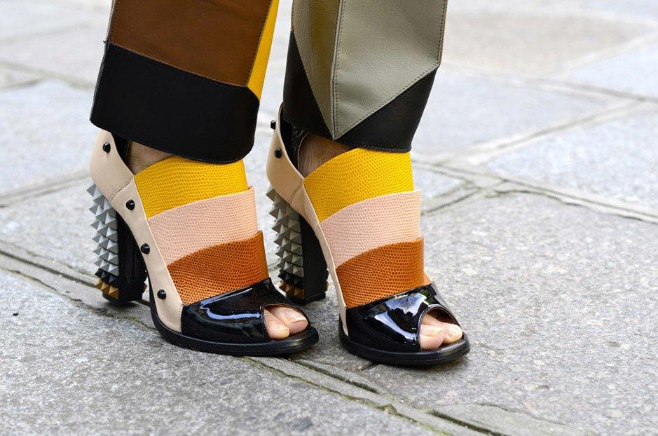 Гости Парижской недели моды FW13, часть 1. Изображение № 42.