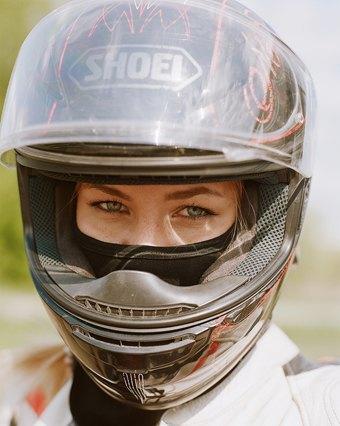 Я и друг мой мотоцикл: Девушки о мотоспорте  и своих байках. Изображение № 19.