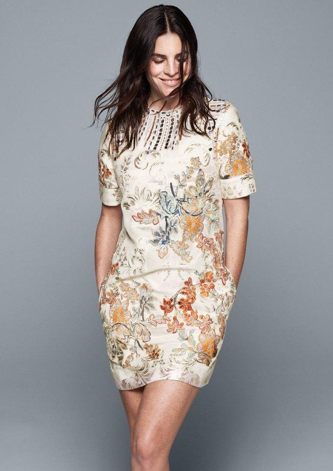 Новая коллекция H&M Conscious стала частью выставки об истории моды . Изображение № 5.