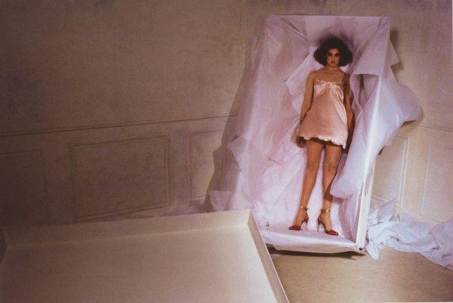 В Париже открылась выставка, посвященная моделям. Изображение № 4.
