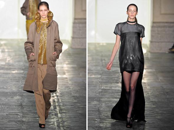 Показы на London Fashion Week AW 2011: день 3. Изображение № 16.