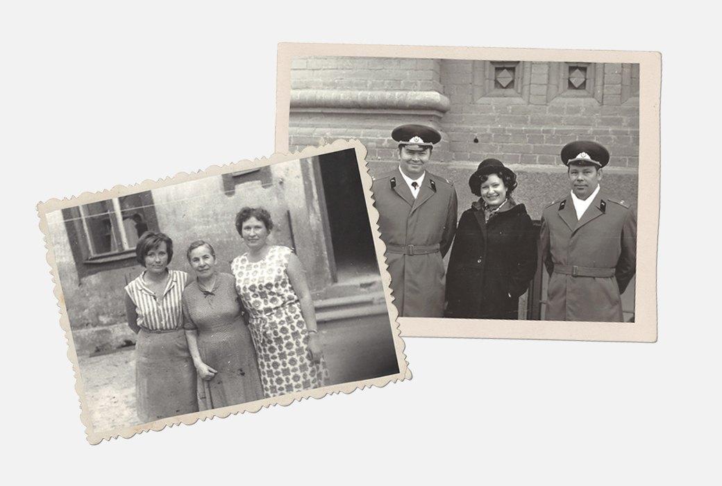 Как одевались наши родители в 70-х. Изображение № 15.