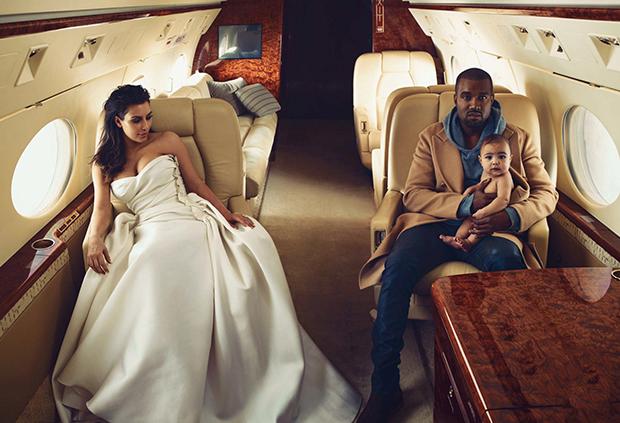 Как и почему Ким Кардашьян попала  на обложку Vogue. Изображение № 7.
