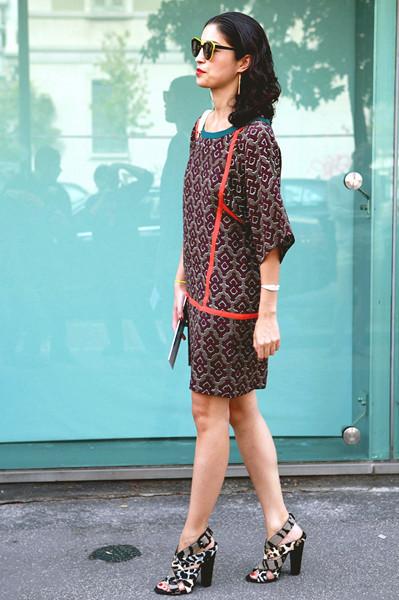 Milan Fashion Week: Уличный стиль, день 3. Изображение № 7.