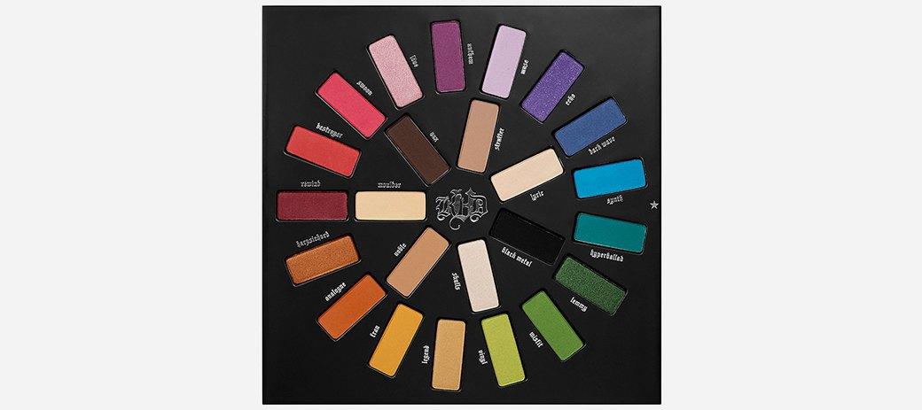 Что покупать зимой: 15 новых палеток косметики. Изображение № 14.